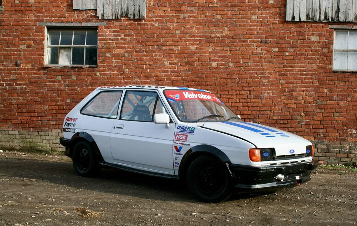 Mk Fiesta Xr Scottish Challenge Car Depos