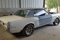 mustang-68-to-restore