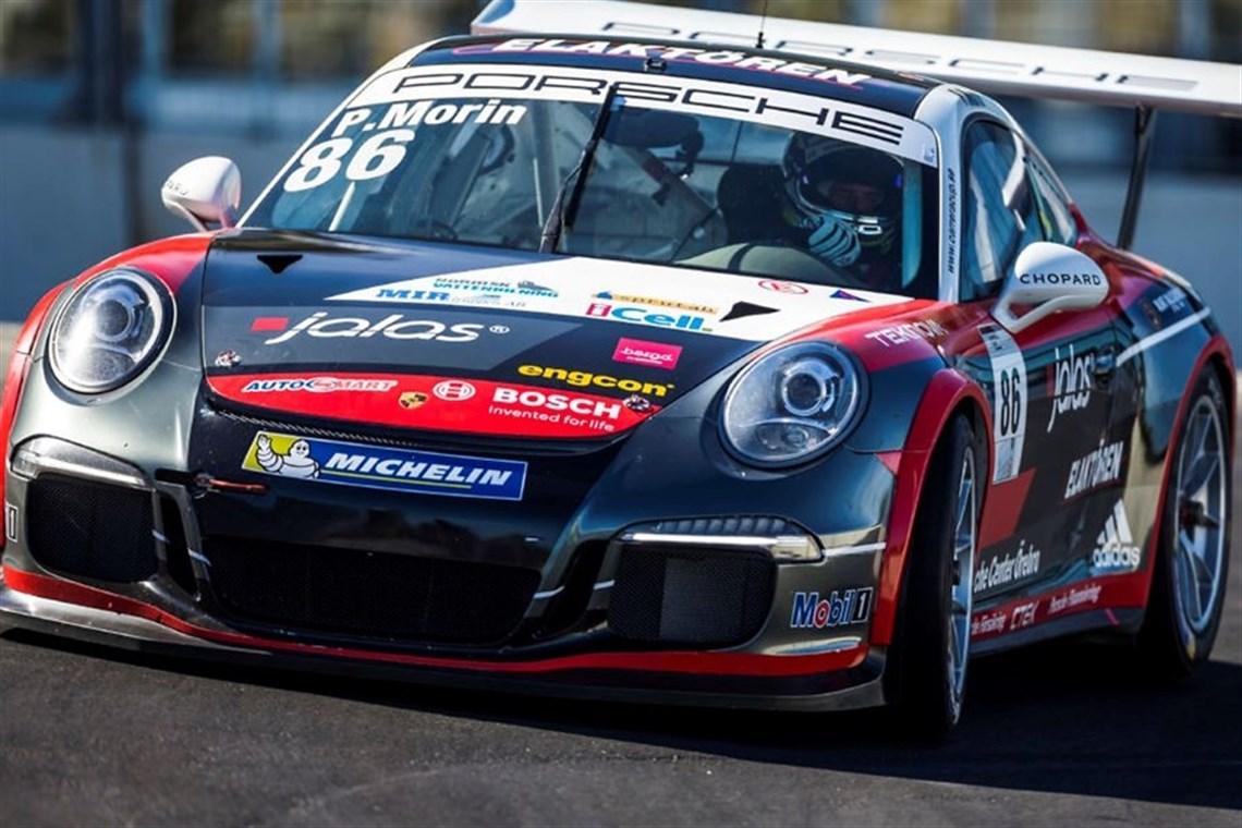 Racecarsdirect.com - Porsche Carrera 911 GT3 Cup (991)
