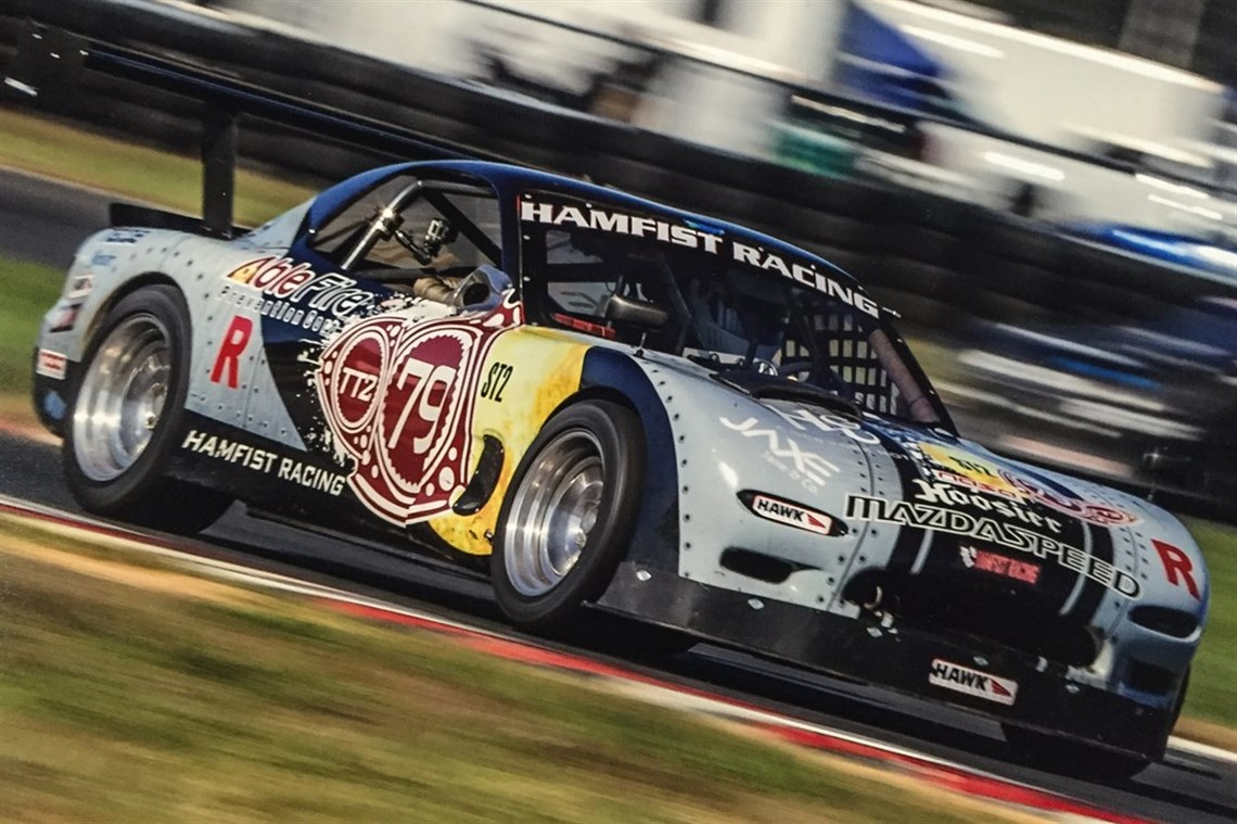 Racecarsdirect.com - 2005 Mazda RX7 GT3/GT2 Tube Chassis 13B ...