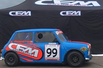 Ex-championship winning Mini 7 Race Car