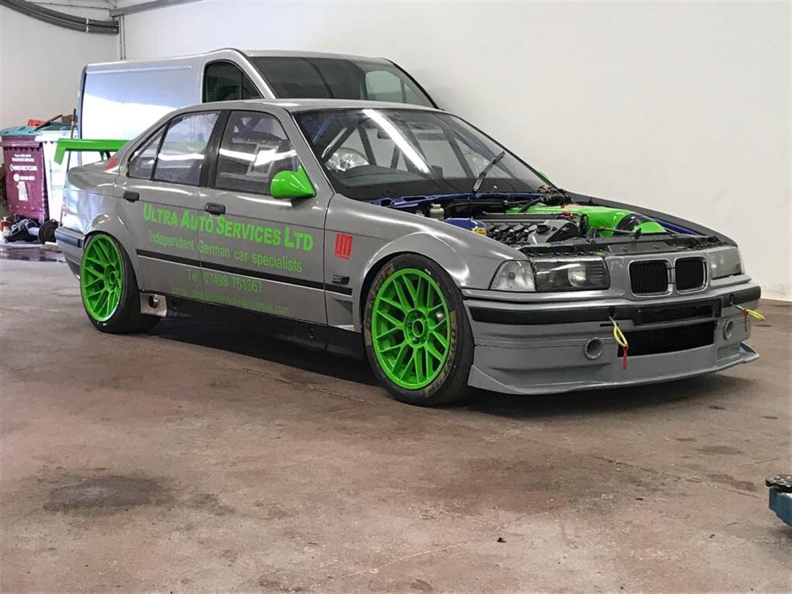 Racecarsdirectcom Bmw E36 M3evo Race Car
