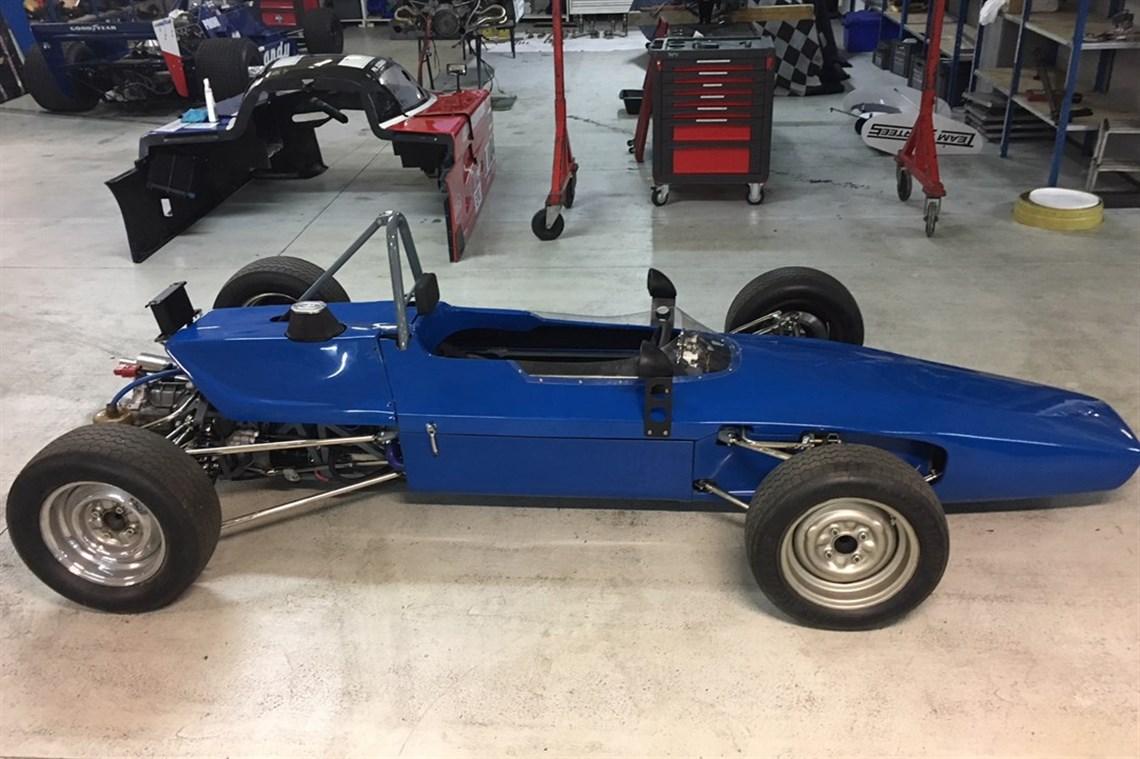 Racecarsdirect.com - Lola T200 historic formula ford