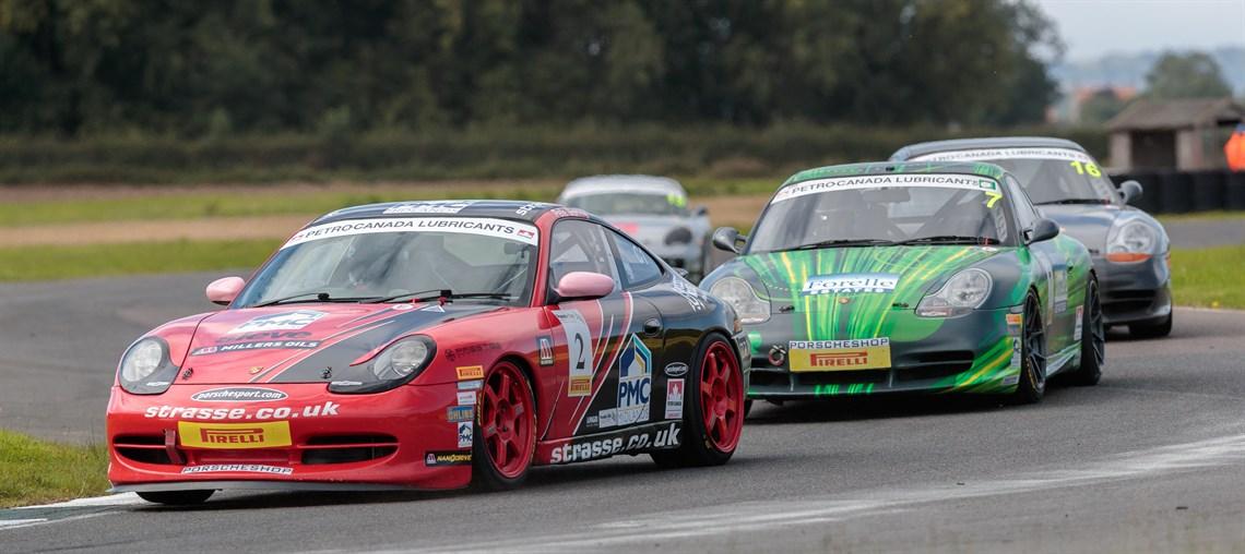 Racecarsdirect.com - PORSCHE 996 RACE CAR 3.4