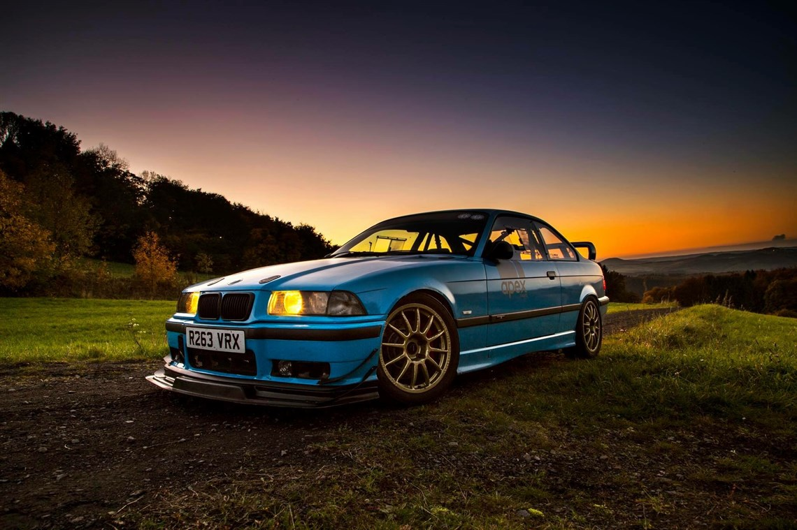 Racecarsdirect.com - BMW E36 M3 S54 Powered Track/Race Car