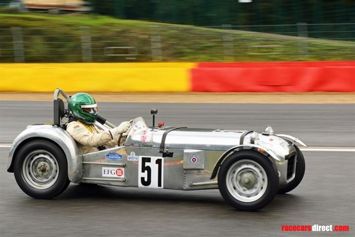 Spa (6 hour weekend) Woodcote 1st in class