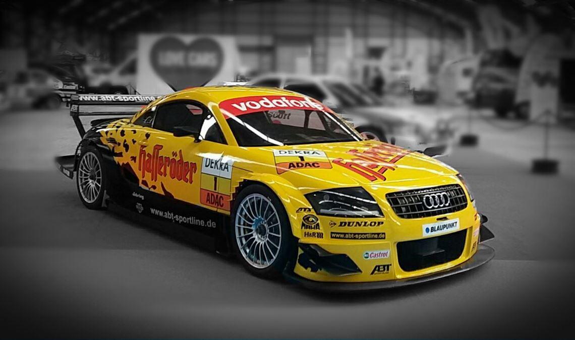 Racecarsdirect Com Abt Audi Tt R Dtm Winner