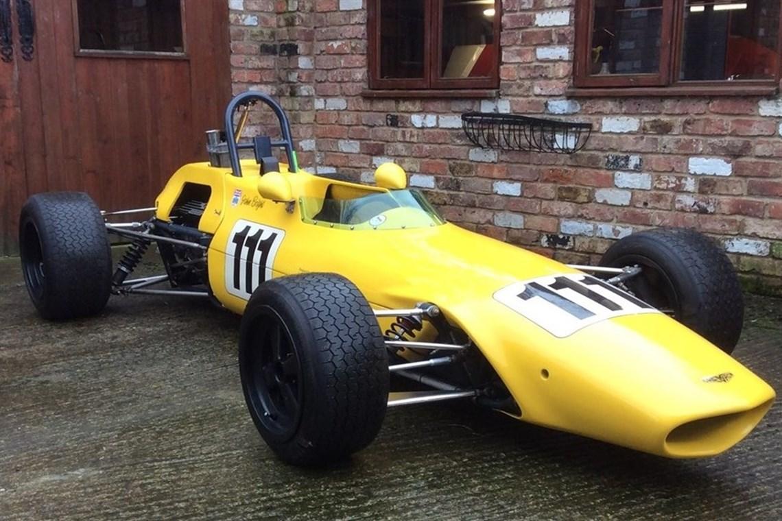 Racecarsdirect.com - 1970 Chevron B17 Formula 3
