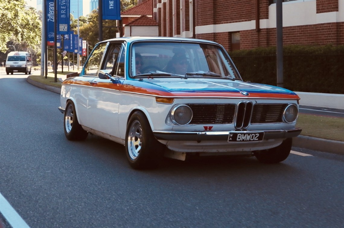 Bmw 2002 Tii Race Car >> Racecarsdirect.com - BMW 2002 Ti Racecar