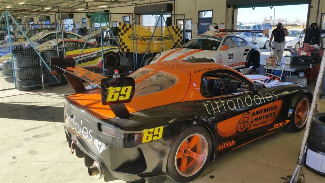 Racecarsdirect Com Veilside Mazda Rx7 3 Rotor Turbo