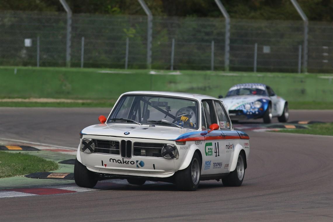 Racecarsdirect.com - BMW 2002 TI GR. 2 1969 PREP.GIULIANI