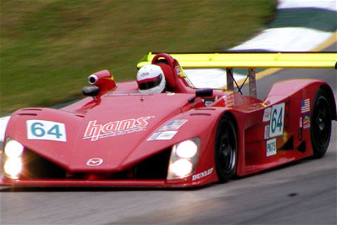 Racecarsdirect.com - 2001 Welter Racing LMP 675 Rolling Chassis