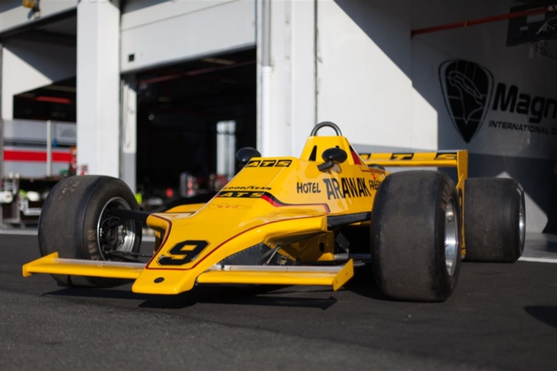 Racecarsdirect.com - 1979 ATS ...