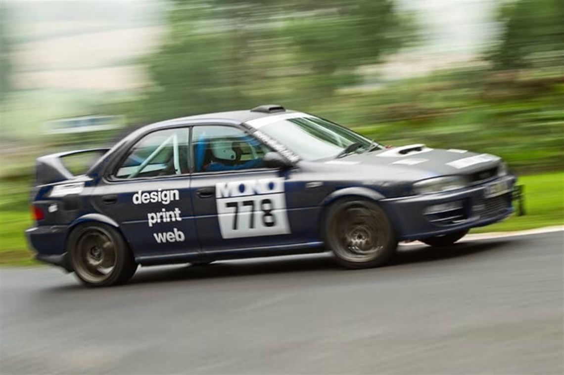 Racecarsdirect Com Subaru Impreza Hillclimb Sprint