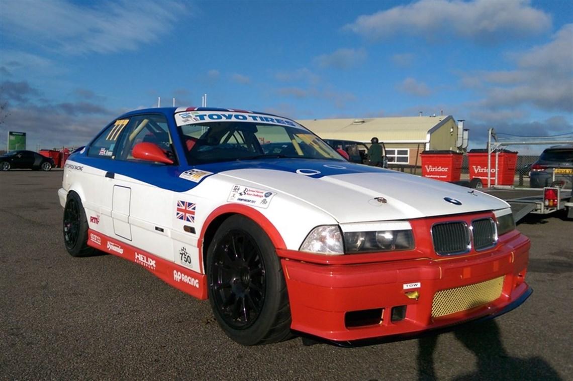 Racecarsdirect Com Bmw E36 3 0 M3 Race Car