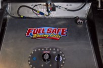 Fuel Safe Mustang specific fuel cell.
