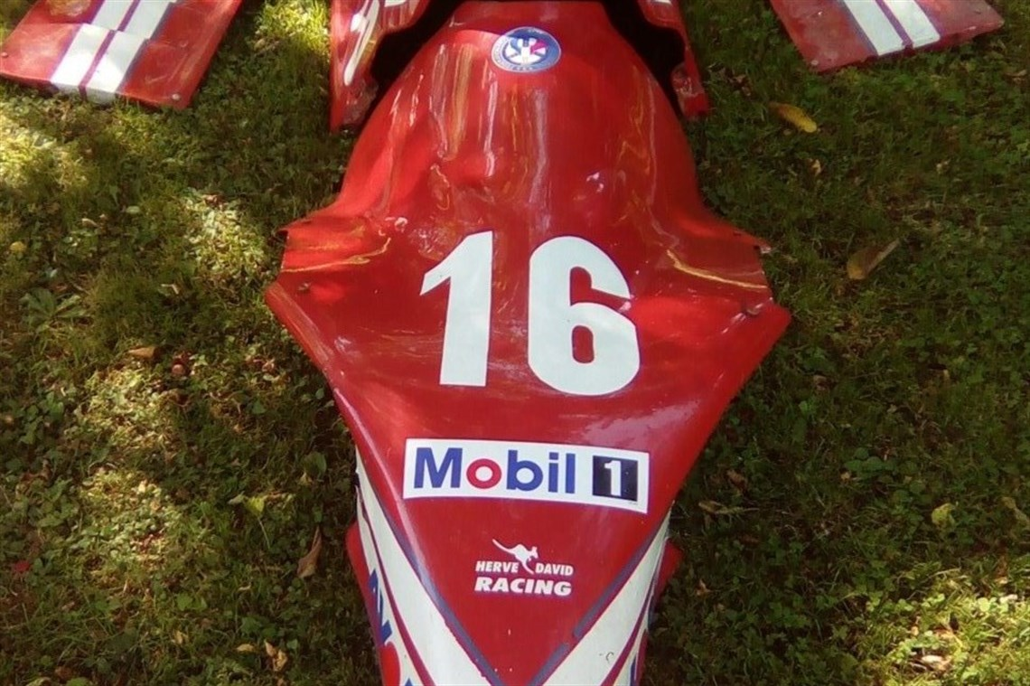Racecarsdirect.com - Swift FB87 and FB88 Formula Ford Spares