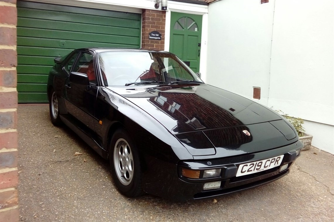 Porsche 944 (1986)..........& spares package for sale.