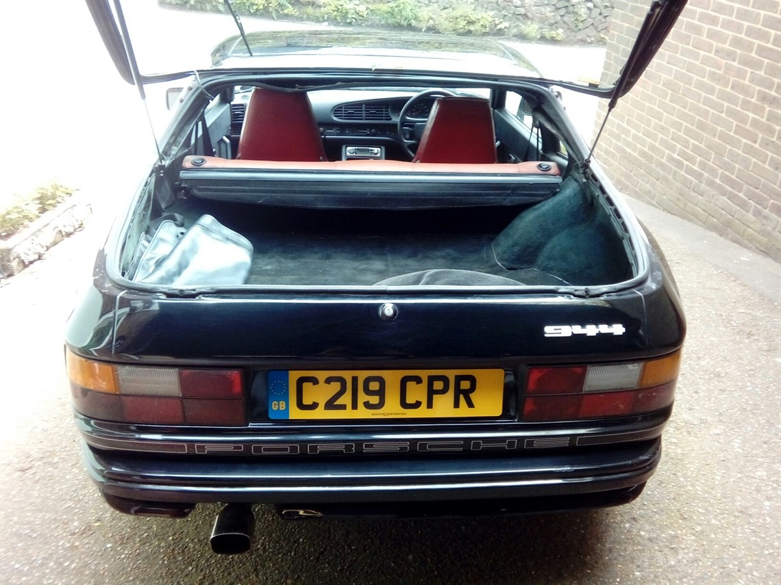 porsche-944-spares-package-for-sale