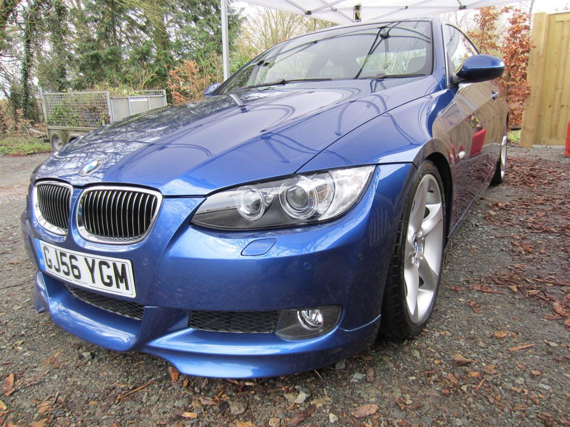 Racecarsdirect com - BMW 335i SE - 380bhp Alpina B3 suspension