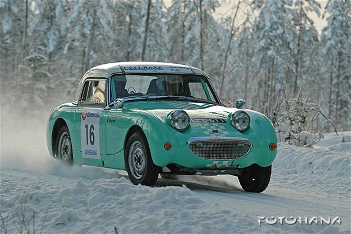 Racecarsdirect.com - Austin Healey Sprite FIA Historic rally/track ...