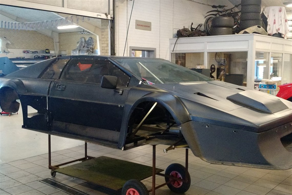 Racecarsdirect.com - Lotus Esprite Kit Car project for sale