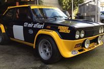 Fiat 131-Abarth works car ufficiale