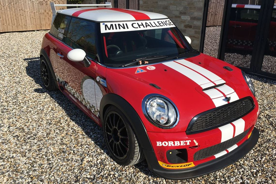 Racecarsdirect.com - Mini Challenge Race Car