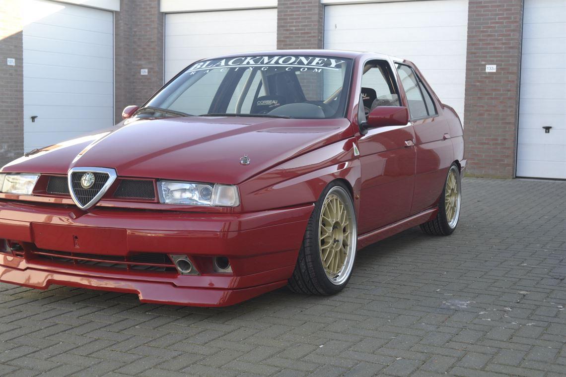 Sold Alfa Romeo Tmr Roadlegal Trackday Car Rear Axle
