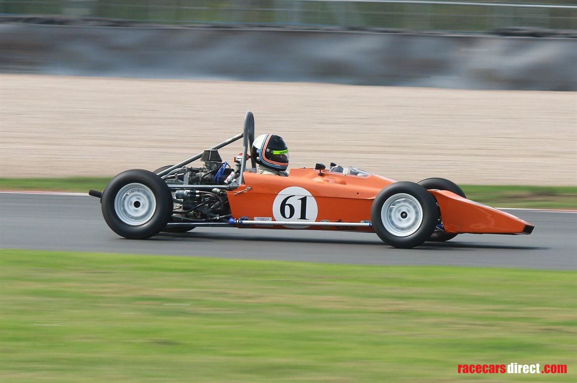 Racecarsdirect.com - Lotus 61 mx historic Formula ford 1972 ff1600 ...