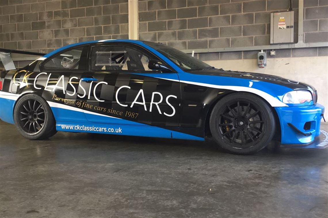 Racecarsdirect.com - E46 M3 Track/Race Car