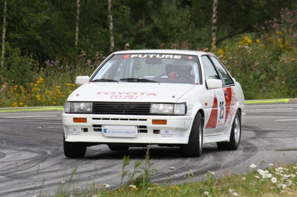 Racecarsdirect.com - TOYOTA COROLLA GT86 FIA HISTORIC RALLY & RACE