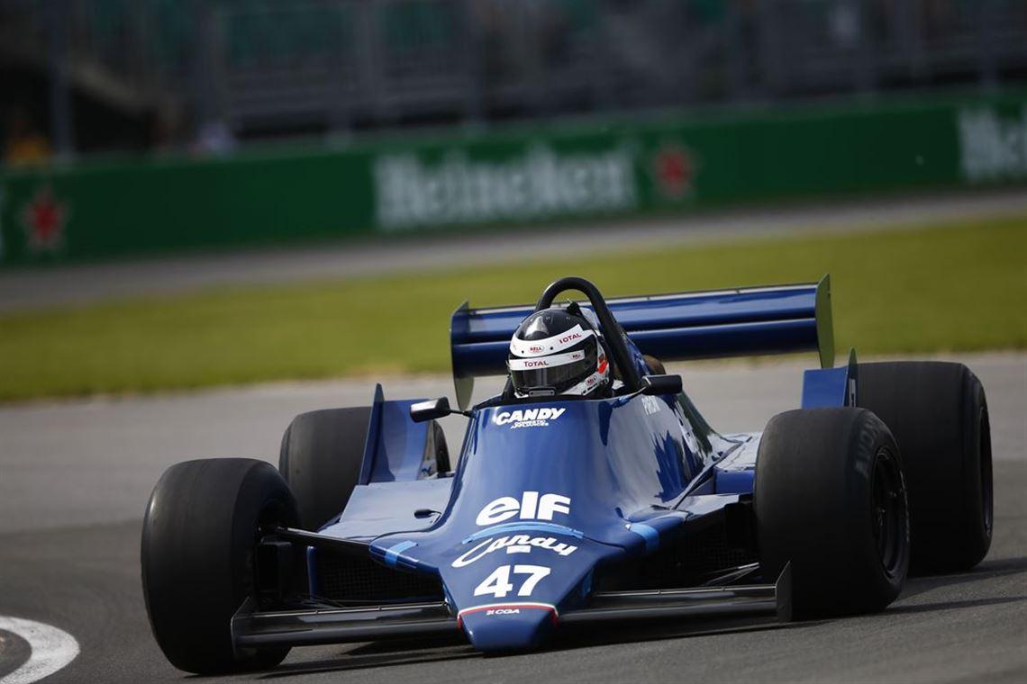 Watkins Glen Race Track >> Racecarsdirect.com - Tyrrell 009 F1 Cosworth DFV