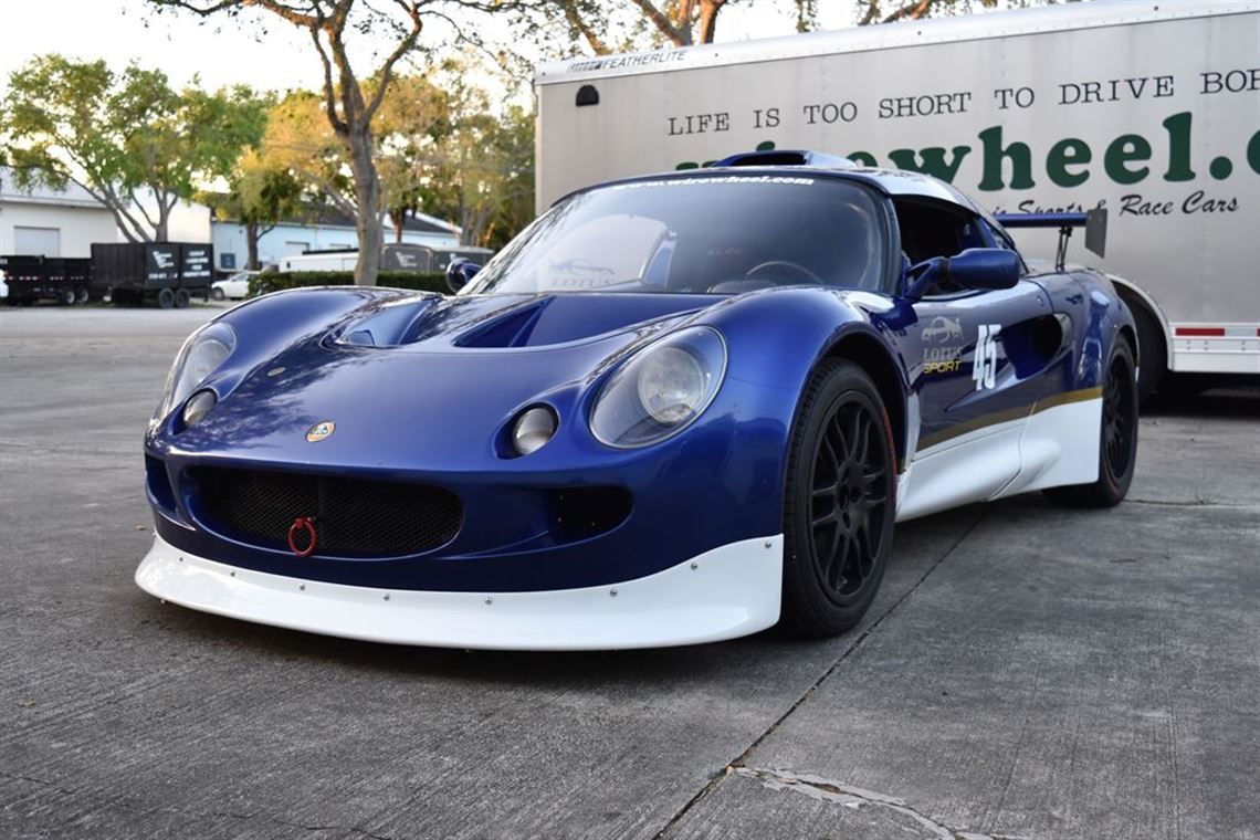 Racecarsdirect.com - 2000 LOTUS ELISE MOTORSPORT