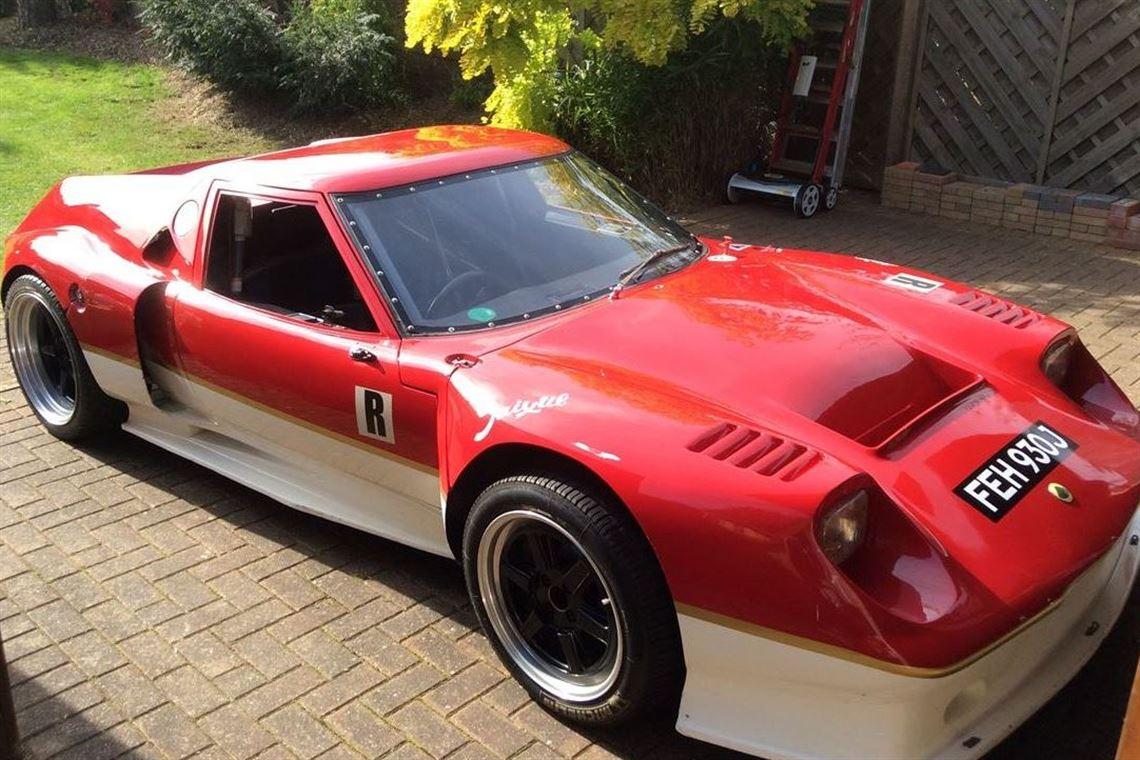 Racecarsdirect.com - Banks Lotus 62 race car