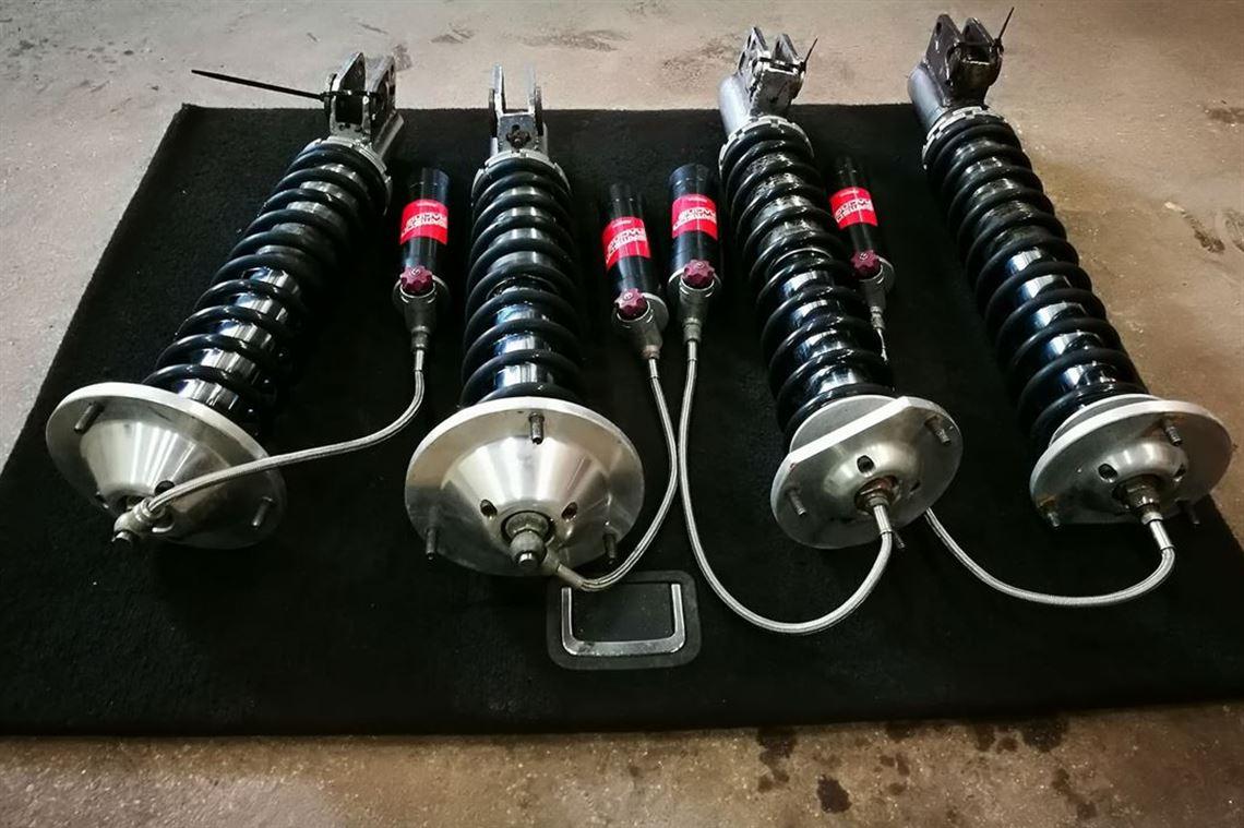 Racecarsdirect.com - REIGER Subaru rally suspension N9/N10,