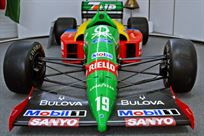 benetton-189-f1-new-hewland-gears-and-parts