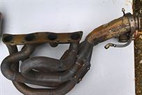 focus-touring-car-exhaust-manifold