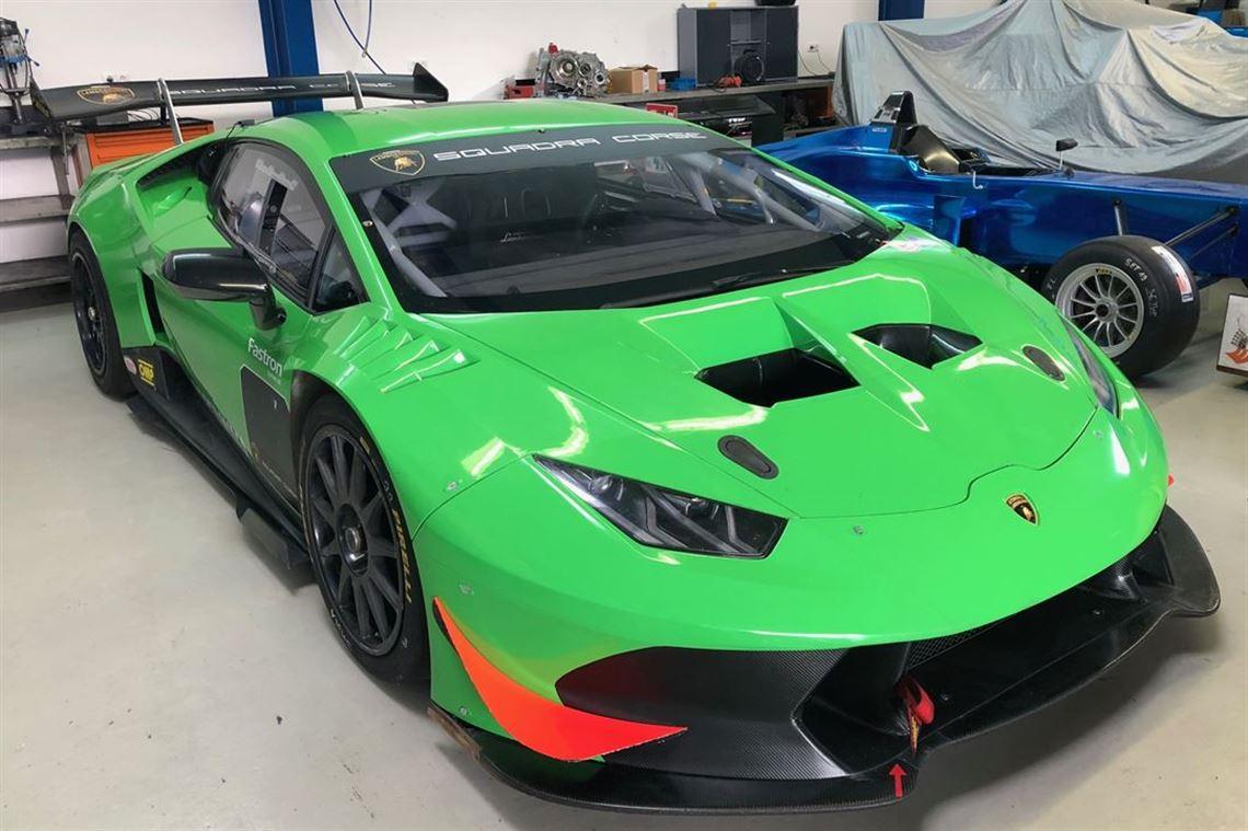 Racecarsdirect Com Lamborghini Huracan St Lp620 2
