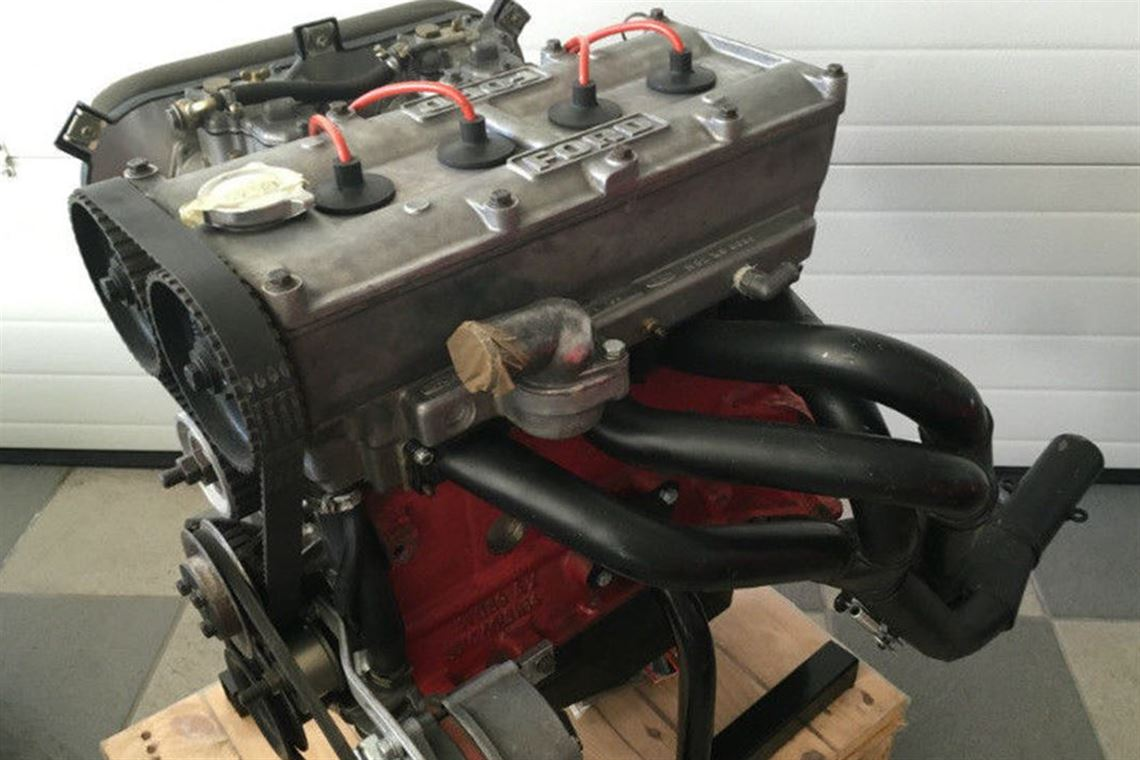 Ford cosworth bda bdr 1700 engine for Ford motor company phone directory