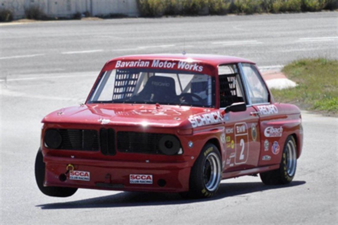 BMW 2002 tii - Vintage Racing Champion!