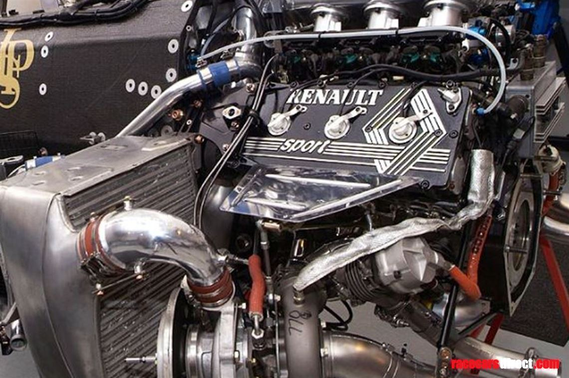 wanted-v6-gordini-show-engine