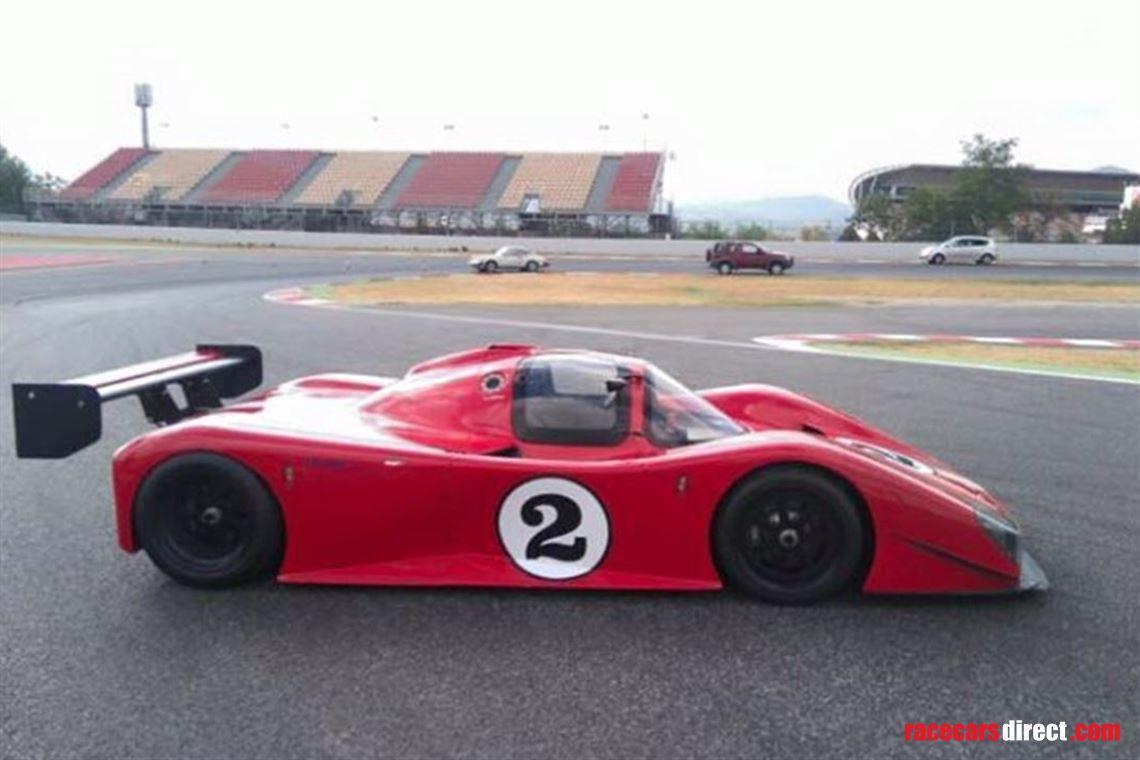 Racecarsdirect.com - Sport prototype ( LOLA ) 2001