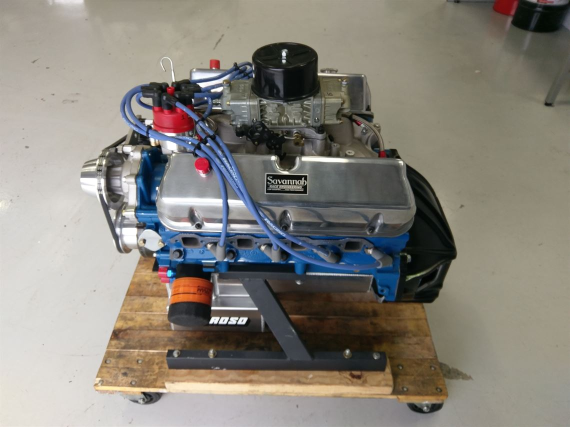 Racecarsdirect Com Ford Mustang 289 V8 Race Engine
