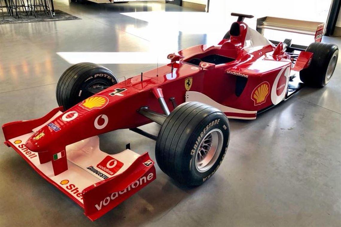 Racecarsdirectcom Ferrari F F Show Car - F1 show car