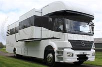 HR Dominator Motorhome with Garage