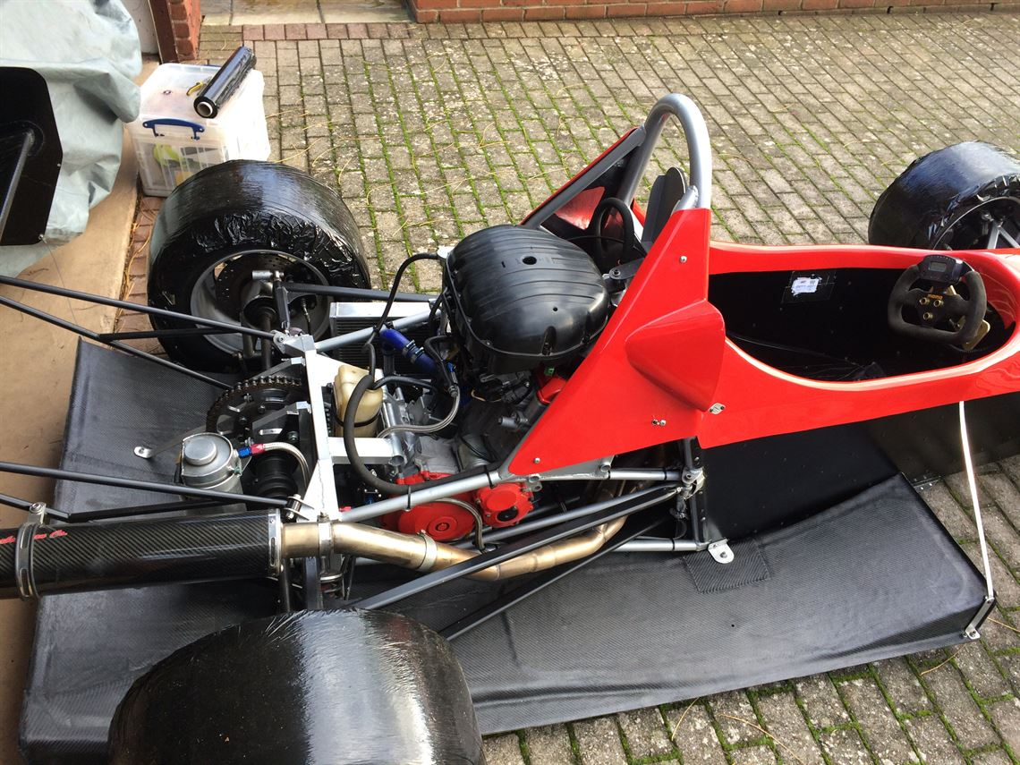 Racecarsdirect com - OMS Hornet