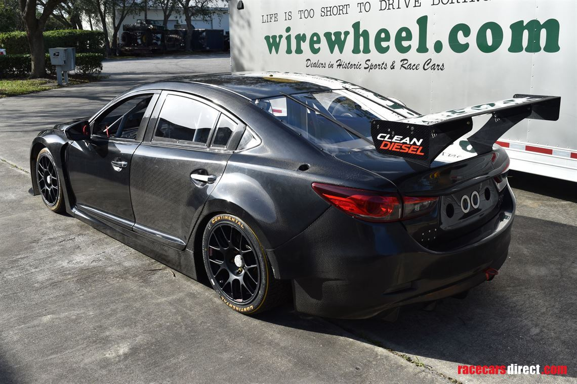 Racecarsdirect Com 2013 Mazda 6 Grand Am Race Car