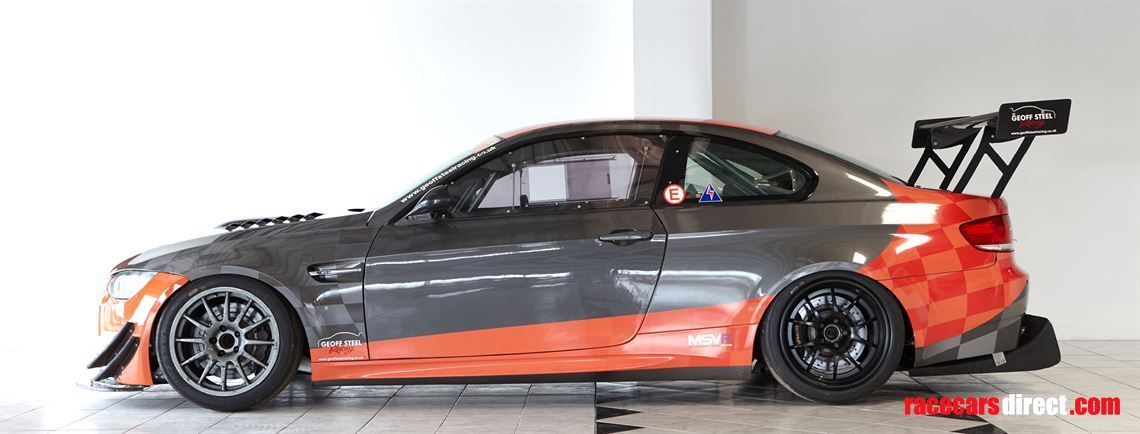 Racecarsdirect.com - BMW E92 M3, S65 V8 for sale or hire