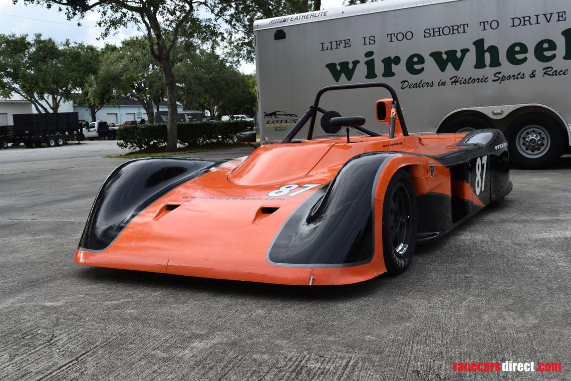 Go Karts Atlanta >> Racecarsdirect.com - 1988 Swift DB2 Sports 2000